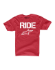 CAMISETA ALPINESTARS RIDE SOLID