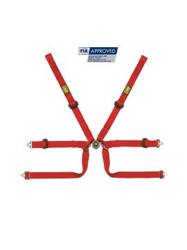 OMP 0206 HSL Professional seatbelt