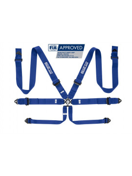 SPARCO 04818RAL 6 POINTS HARNESS