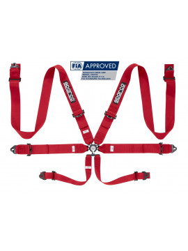 SPARCO 04818RAC 6 POINTS HARNESS
