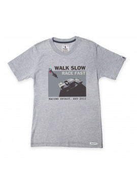 CAMISETA OMP WALK SLOW