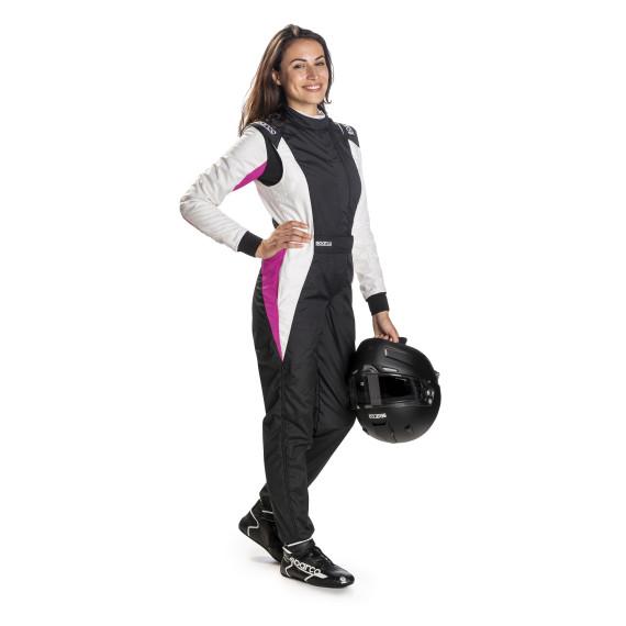 SPARCO COMPETITION + LADY FIA SUIT