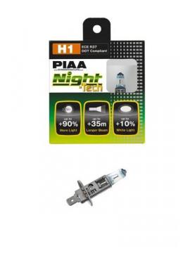 AMPOULES PIAA NIGHT TECH H1 55W=125W
