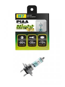 AMPOULES PIAA NIGHT TECH H7 55W=125W