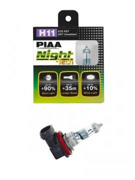 AMPOULES PIAA NIGHT TECH H11 55W/125W