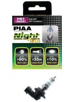 PIAA NIGHT TECH HB3 60W/120W BULBS