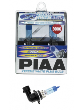 HB4 (9006) PIAA XTREMA WHITE PLUS 51W=115W BULBS