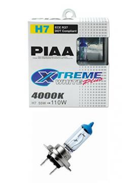 AMPOULES H7 PIAA XTREME WHITE PLUS 55=110W