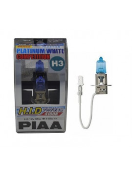 LÁMPARA PIAA PLATINUM COMPETITION H3 55W=110W