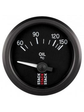 STACK OIL TEMPERATURE