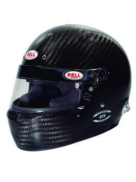 GTI CARBON HANS BELL HELMET SA2015/FIA8859-2015