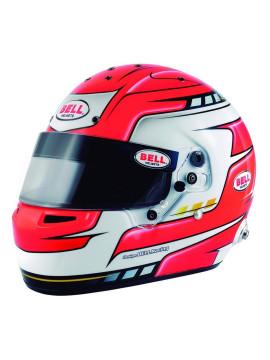 RS7 FALCON RED SA2015/FIA8859-2015 HELMET