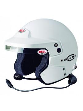 CASCO BELL MAG 9 RALLY WHITE SA2015/FIA8859-2015 HANS