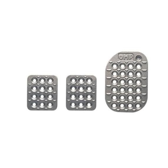 SUBARU Genuine C8110SA015 STI Metal Pedal Pad Kit