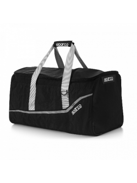 Duffle bag with shoulder strap