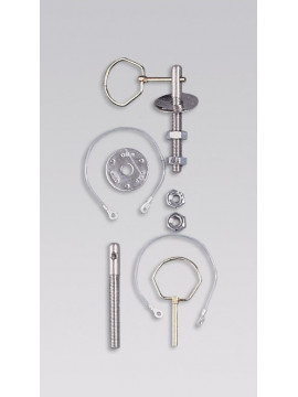 OMP STAINLESS STEEL BONNET PINS