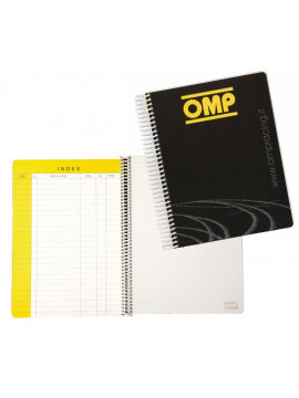 OMP CO-DRIVER'S PAD LITTLE SIZE