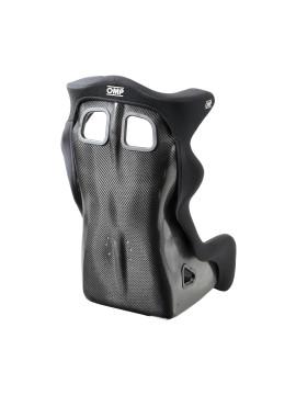 OMP HTE-R CARBON XL FIA SEAT BLACK