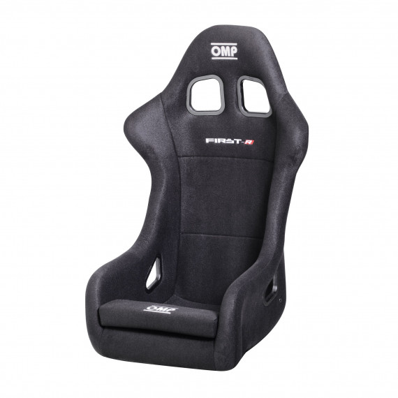 ASIENTO OMP FIRST- R FIA NEGRO