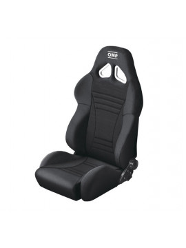 ASIENTO OMP STRADA RECLINABLE NEGRO