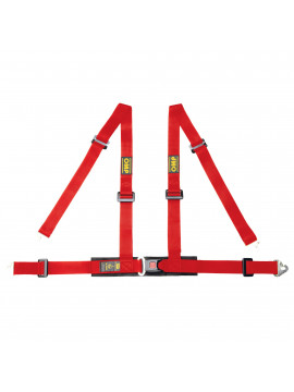 OMP ROAD 4M FOUR POINT HARNESS