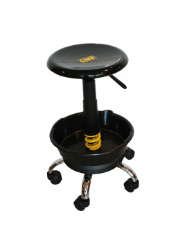 OMP MECHANIC STOOL WITH TOOL CASE