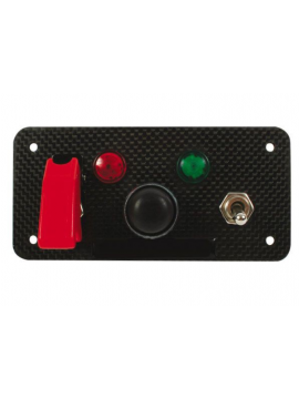 REDSPEC Starter Pro ignition switch panel