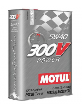 MOTUL 300V 5W40 2L engine oil