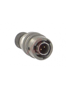 Circular MIL Spec Connector 2P Size 8 Straight Pin Plug