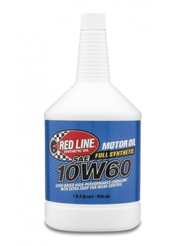 RED LINE ENGINE OIL 10W60