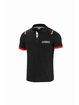 POLO SPARCO EMBROIDERY MARTINI RACING