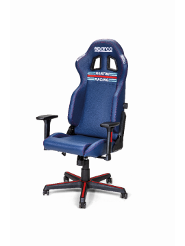 OFFICE CHAIR SPARCO ICON MARTINI RACING