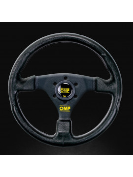 OMP RACING GP FLAT STEERING WHEEL