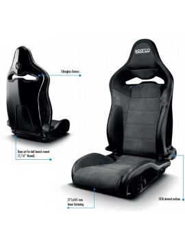 SPARCO SPR RECLINING SEAT