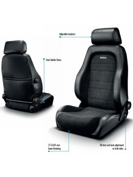 SEAT SPARCO GT