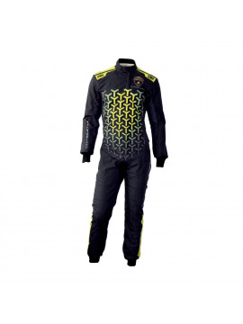 "SUIT OMP LAMBORGHINI ONE ART ""SPEED"" FIA 8856-2000"