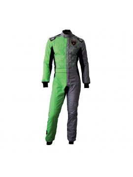 "SUIT OMP LAMBORGHINI ONE ART ""RACING"" FIA 8856-2000"