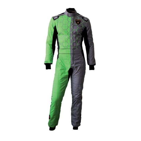 "SUIT OMP LAMBORGHINI ONE ART ""RACING"" FIA 8856-2000"