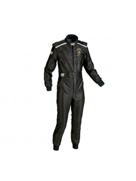OMP ONE VINTAGE LAMBORGHINI SUIT FOR BOYS 7 TO 11 YEARS OLD