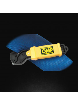 OMP Cutter for safety belt.