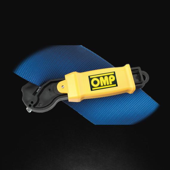 OMP Cutter for safety belt.
