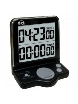 Double display clock