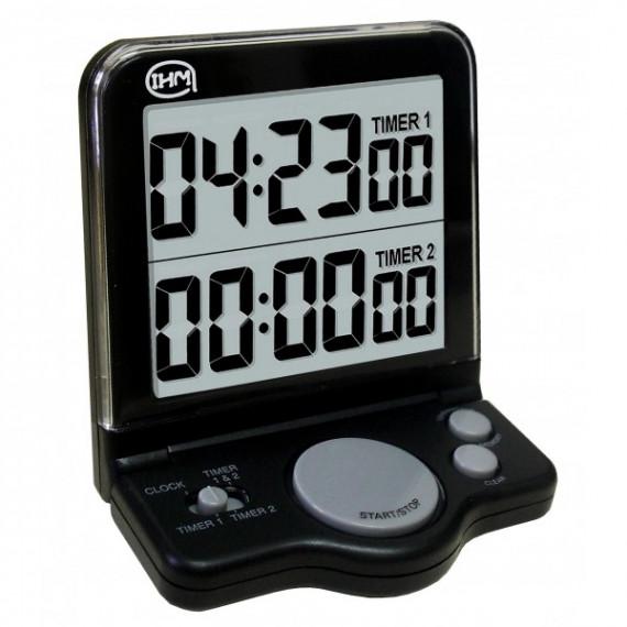 Double display clock