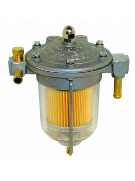 KING fuel pressure regulator filter Glass bowl 85 mm