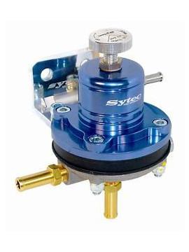 SYTEC SAR Regulator 1:1 (BLUE) fuel pressure regulator