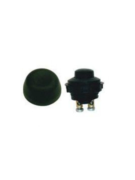 Push button starter with waterproof cover, 20 Amps