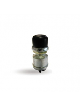 Steel push button starter with waterproof cover, 20 Amps