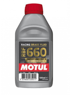 MOTUL RBF 660 DOT 4 brake fluid