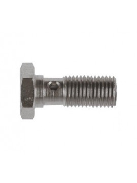BOLT 3/8X24 JIC STEEL 25 MM