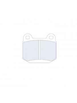 Plaquettes de frein CL BRAKES RC6
